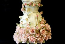 Cakes and Cupcakes and Confectionary Dreams / by Scheherazadi Zadhee