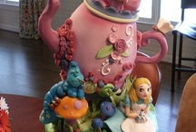Mad Hatter Is Calling / It's an invitation to tea....please be prompt! Afternoon tea is so refined don't you agree? / by Sandy Blazewicz Strom