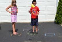 Outdoor Summer Fun! / by BubbleBum USA
