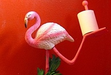 Fab Flamingos / by Brandywine