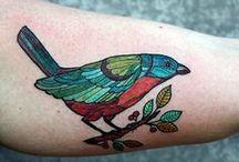 Tattoo Update / by Kimberly Harvey