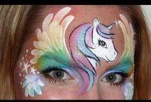 Face Paint Ideas / by Cindi Goodeaux