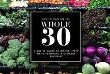 Whole30/Paleo / by Kimberly Harvey