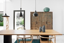 spaces / inspiring spaces / by Holly von Huene