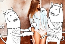 Collections / Editorials / by Giovanna Caria