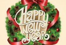 Grafiche di Capodanno / Una raccolta delle migliori immagini di Capodanno / by robadagrafici .com