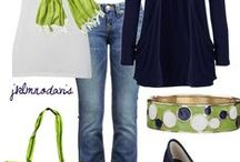 My Style Pinboard / by Tina Wilson