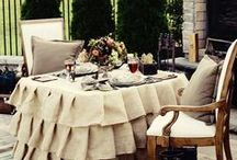 "Outdoor Entertaining / by Rachael Powell - ""MyssP"""