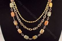 Gems Of Joy And Healing Jewelry / http://www.etsy.com/shop/GemsOfJoyAndHealing / by Joy (Gems Of Joy And Healing)