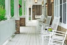 Porch / by West Coast AC