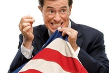 stephen colbert for president / an unofficial campaign for my political hero / by Dawn Acuna