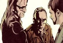the comics / by Dawn Acuna