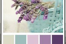 Color Palettes / by Robbi Wilburn