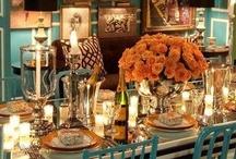 Table settings... / by Azure Elizabeth