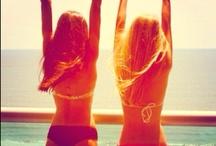 Sweet summer time!! <3 / by Lauren Harkrader