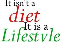 LIVE fit, live clean  / by Katty