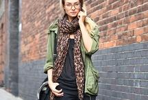 WEAR blazers and jackets / wardrobe staples / by Katty