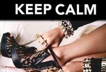 Keep Calm  / by Martina Valerio