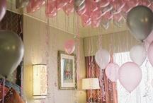 Birthday/Party Fun / by Ashley Ottosen