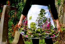 Aprons / I love aprons!  I have some of my great grandmothers aprons and I love them!! / by Stacey Draper