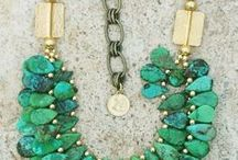 Turquoise / Have always loved turquoise! / by Stacey Draper
