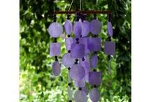 Windchimes / Wind chimes so relaxing..... / by Stacey Draper