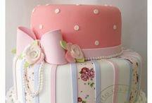 Cakes / by Alessandra Danyo