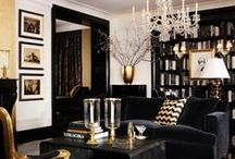 Gorgeous Rooms for Living / by Diana Hathaway Timmons -Wrens Zen