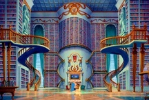 Library / by Jennifer Konie