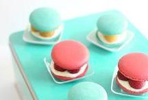 Macarons / by Sylvia Chan