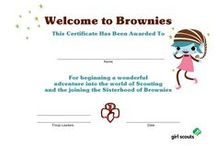 Girl Scouts - Brownies / by Korinne Jacob