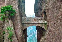 A Bridge Too Far / Amazing bridges / by Anita Russell
