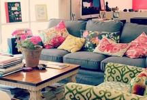 At Home: Room design ideas / by Alycia