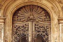 doors & gates / by Ginger Childs Costales