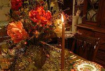 Fall/Thanksgiving / by Sarah Murphy