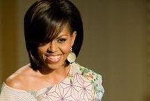 Michelle Obama / by Sherron Patrice Walker