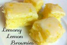 Food - Lovin' the Lemon / by Sara Kendrick