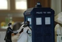 A Whovian Wedding  / Yes, this is my dream wedding. It's gonna be FANTASTIC! / by Emmalily