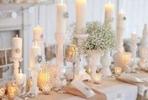 Christmas : Tablescapes / by Michelle Bow