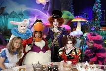 Wonderland Halloween / by The Talk