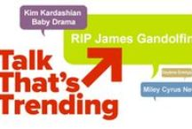 Talk That's Trending / by The Talk