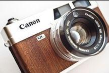 Cameras / by Bernardo Manteiga