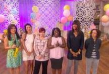 Million Dollar Baby 2014 / The Talk's special baby shower show with appearances by actress Alyssa Milano, lifestyle expert Chi-Lan Lieu and fashion expert Jamie Krell. Plus, $1 Million in giveaways!! / by The Talk