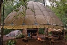 glamping / by Kathy Maden