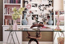Interiors - Office Space / by Kathy Maden