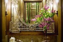 Interiors - Bath Design / by Kathy Maden