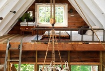 Interiors - Small Space  / by Kathy Maden