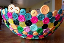 Crafts/Buttons and Beads  / by Barbara Farnsworth