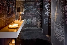 Interiors - Basement  / by Kathy Maden