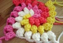 crochet projects to try / by Amy Pavel-Potts